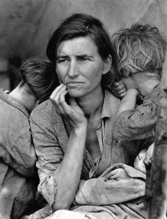 Madre migrante, Foto 6